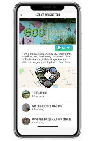 EcoLoop tour page