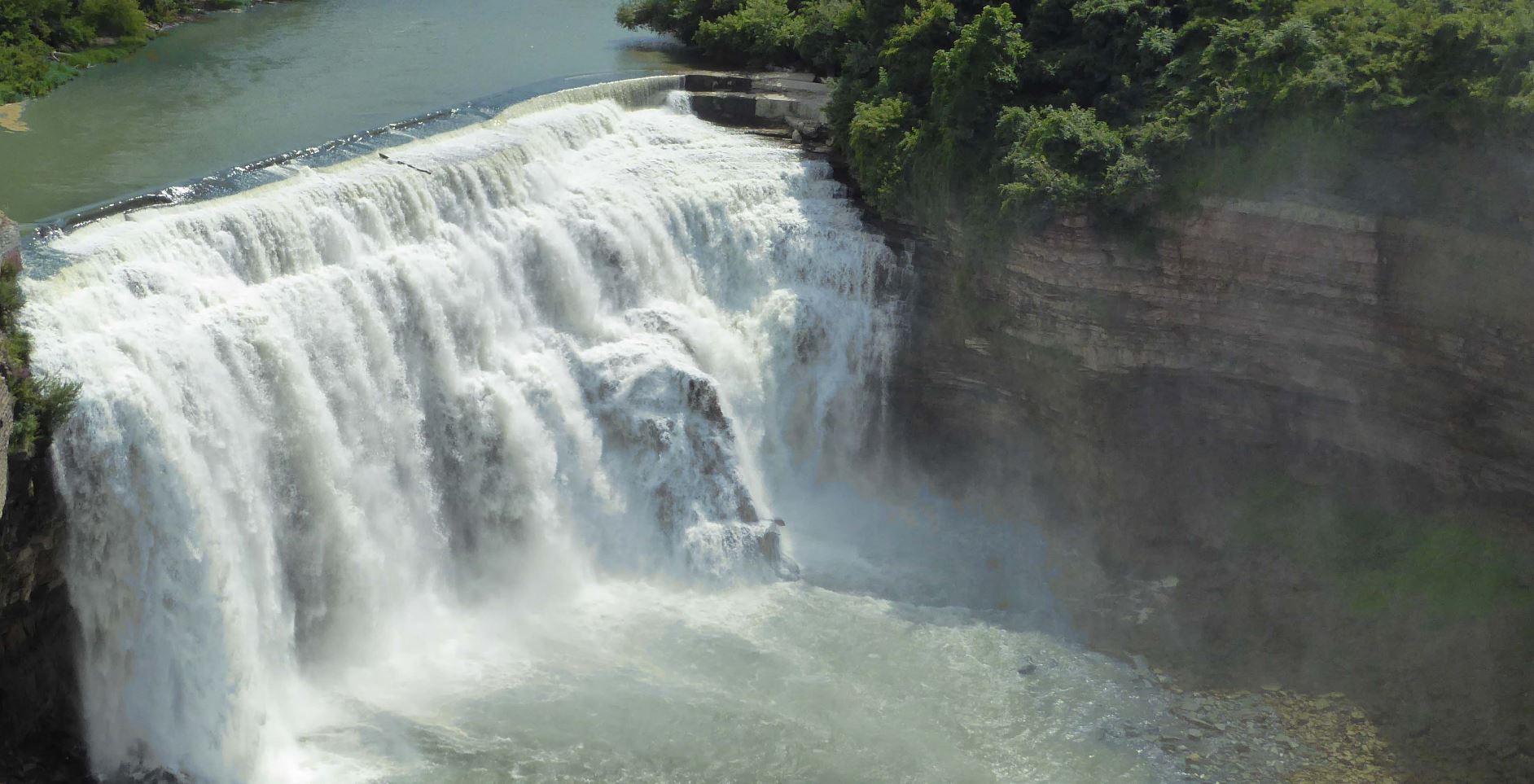 Walk - Lower Falls